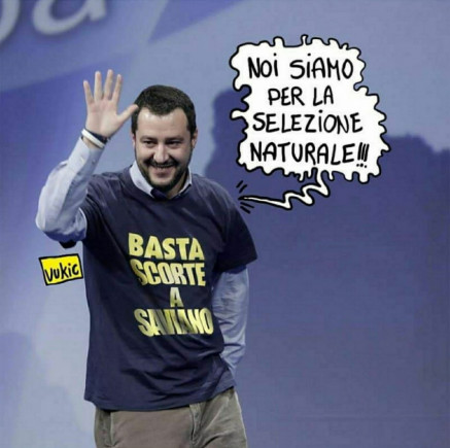 Perchè   Vespa, Sallusti, Brunetta, Rotondi, Berlusconi