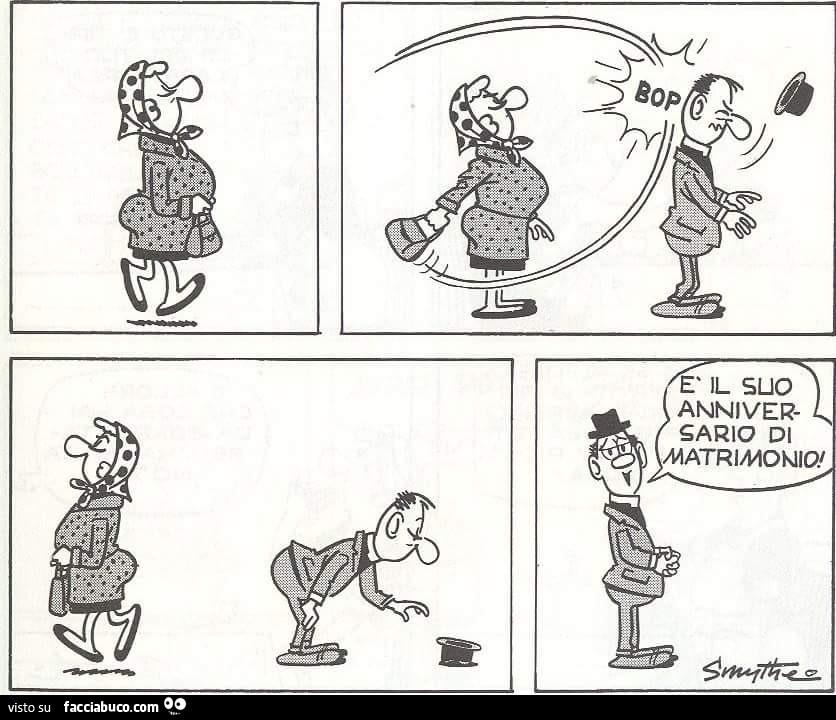 Vignette Su Anniversario Matrimonio